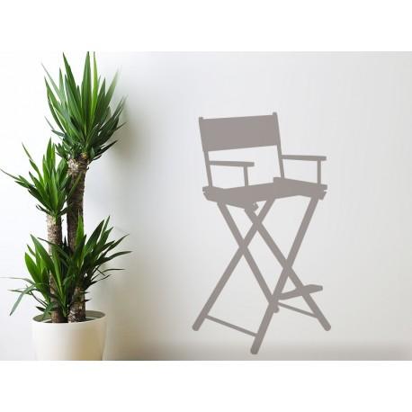 silla director cine en ambiente