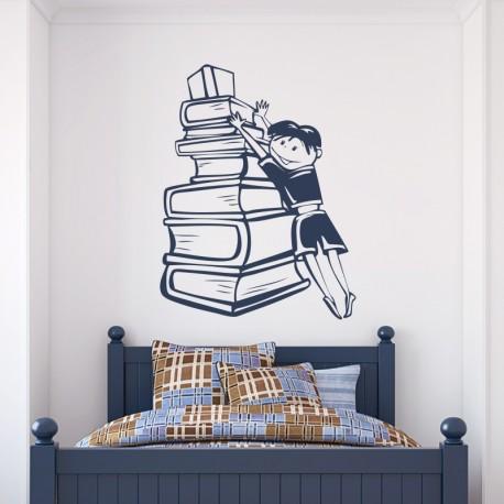vinilos infantiles de libros
