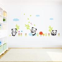 Osos Panda en Kit