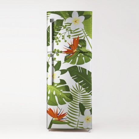 Vinilo para frigo tropical