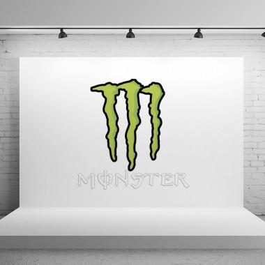 Pegatina Monster en venta