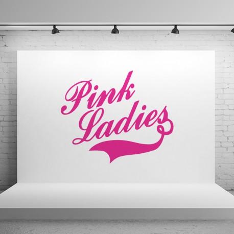Pegatina pink ladies en venta