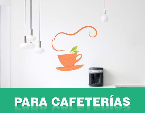 Vinilos para cafeterías