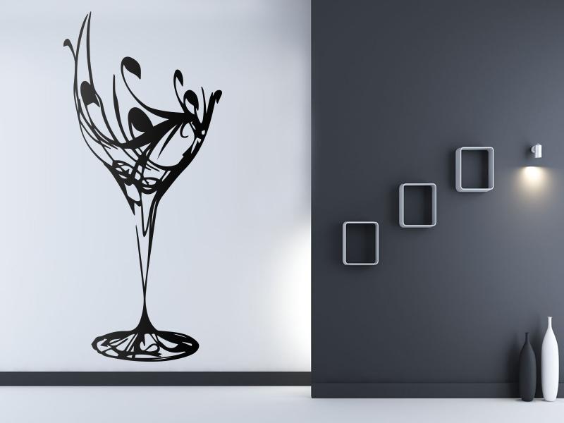 Vinilos decorativos que son stica vinilos decorativos for Vinilo exterior pared